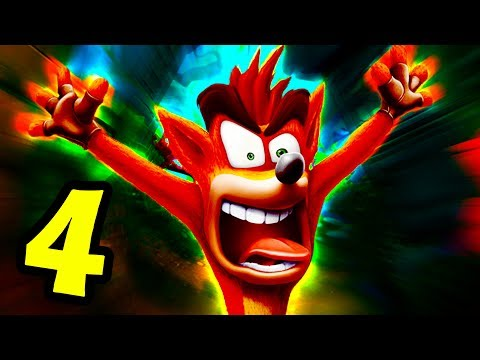 WATCH ME LOSE MY MIND OVER A BRIDGE | Crash Bandicoot N'Sane