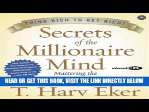 Secrets Of The Millionaire Mind Pdf Free Youtube