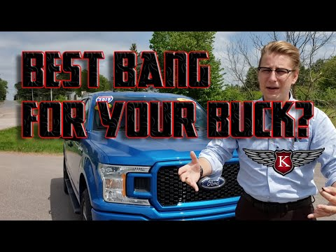 """2019 Ford F-150 STX! Is it really the best """"BANG"""" for your BUCK??"""