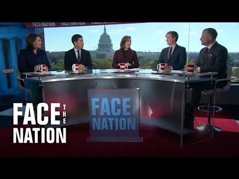 Face The Nation: Jackie Speier, Nancy Cordes, David Drucker, David Nakamura, John Hudson