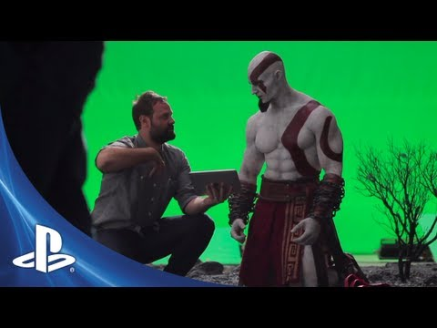 "God of War: Ascension ""From Ashes"" BTS - Bringing Kratos to Life"