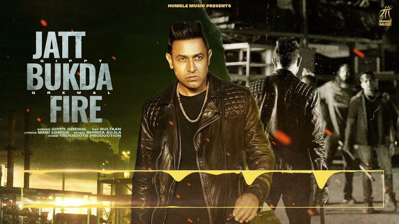 Jatt Bukda Fire (Full Audio) | Gippy Grewal | Sultaan | Bhinda Aujla | Humble Music |