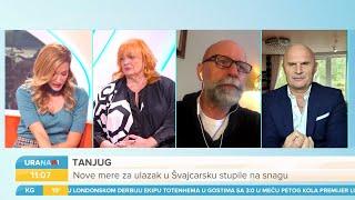 URANAK1 Marina Tucaković preminula je sinoć   Marijana Petrović, Aleksandar Milić Mili, Žika