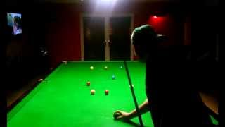 Michael Leslie 147 Break!