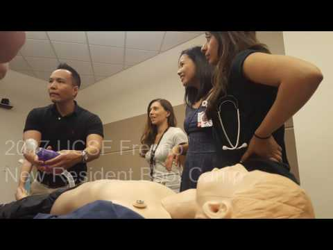 2017 UCSF Fresno New Resident Clinical Skills Boot Camp