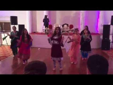 Afghan Dance/Attan