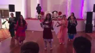 Afghan Dance/Attan for Sahar's wedding