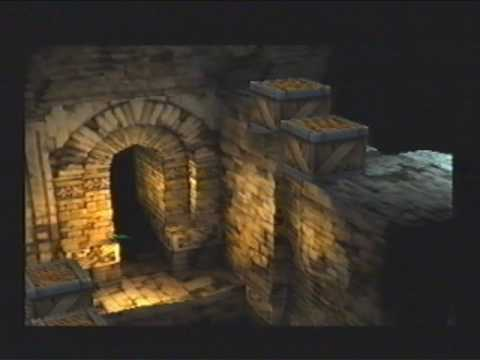 Vagrant Story - PS1 - Part 04 - Sanctum