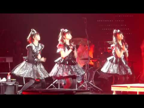 """Babymetal Death & Iine!"" Babymetal@Verizon Center Washington DC 4/12/17"