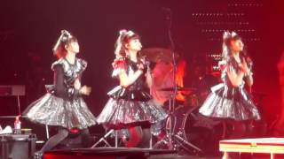 Babymetal Death & Iine!, Babymetal, Verizon Center, Washington DC, ...