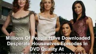 Download Desperate Housewives Episodes
