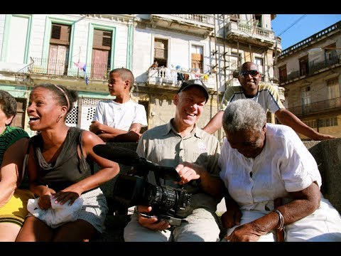 This filmmaker followed 45 years of change in Cuban life