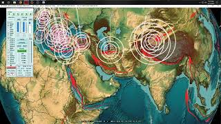 12/18/2018 -- Seismic Silence -- Earthquake unrest likely this week - Volcanic action across Pacific