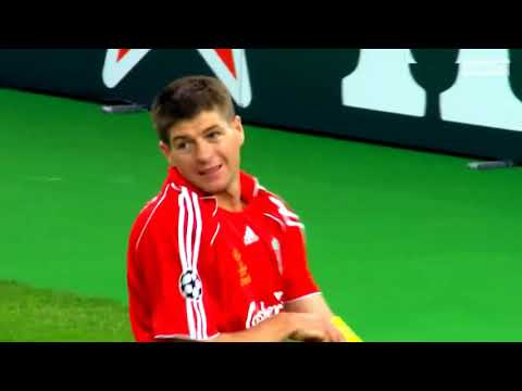 AC Milan 2 1 Liverpool     UCL Final 2007 Highlights Classic English Commentary HD