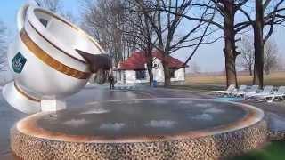 видео Термальные воды Косино