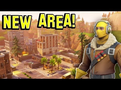 NEW Area, Cosmetics, Gamemode Coming! (Fortnite Battle Royale)