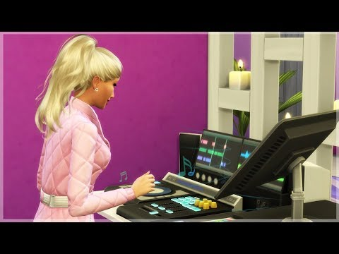 BARBIE ET KEN FUTURS STARS - Sims 4