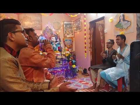 Ganesh Chaturti 2017 Mauritius - Ouma Choony & Family