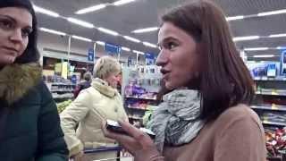 Хрюши против. СПБ - повышение квалификации(Директор магазина заявила, что работники испугались хрюш поэтому не ищут просроченные продукты. Поэтому..., 2014-11-24T07:04:09.000Z)