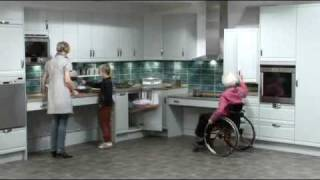 Special Needs Kitchen From Granberg