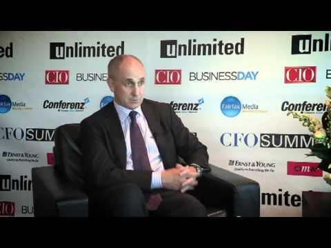 Chris Liddell - NZ CFO Awards 2011