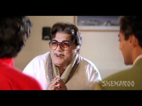 Shyam Doesnot Want To Get Married - Chaand Ka Tukda - Top Comedy Scene - Salman Khan