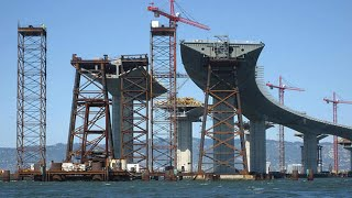 World Amazing Modern Bridge Construction Technology - Incredible Construction Equipment Machines