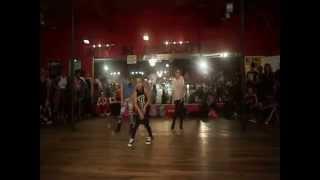 Trini dem girls - nicki minaj | aidan prince | 8 yrs old | choreo: tricia miranda