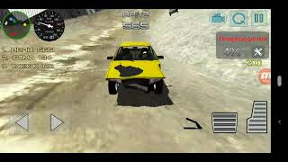Russian Car Destruction Derby 3D #10: Тест авто ВАЗ-21099!