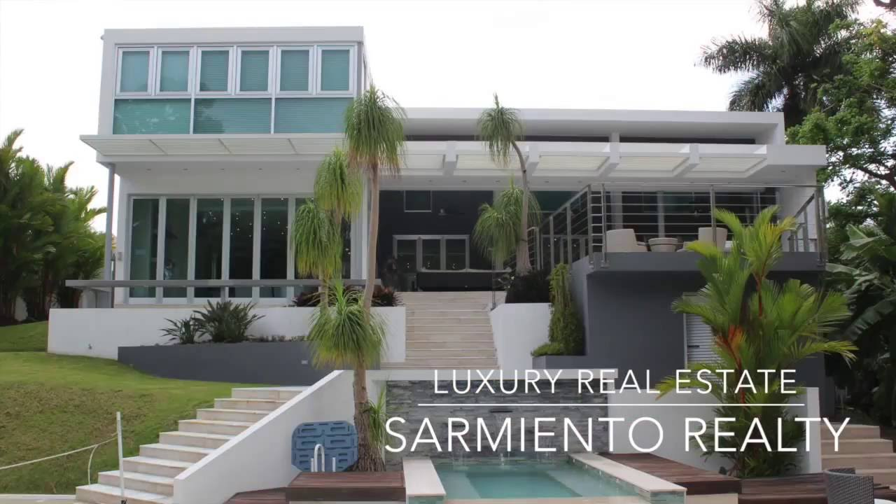 Puerto Rico Luxury Real Estate Home For Sale   YouTube