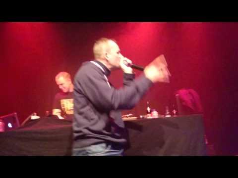 Def Penco @ Metropool 14-2-2015 Def P met William