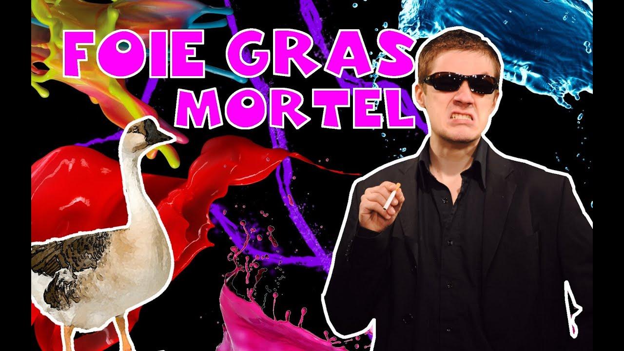 Foie Gras Mortel – SLG N°28 – MATHIEU SOMMET