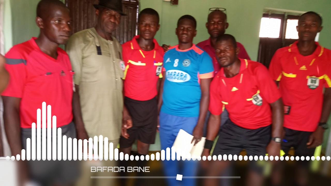 Download Kwallon kapa bafada bane ba!!! Latest rarara song