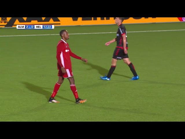 Samenvatting: Almere City FC - Helmond Sport (3-1)