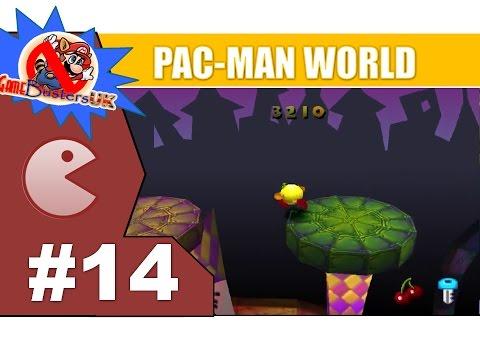 Pac-Man World Part 14 - Extreme Theme Park? Circus?