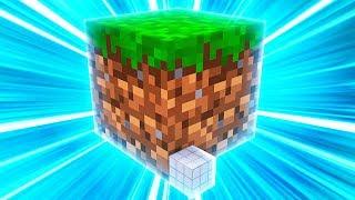 Entkommst du dem kleinsten Raum in Minecraft?