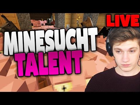 UNGLAUBLICHE ***** TALENTE! - ANDREAS der RUSSE - Das MINESUCHT Talent LIVE