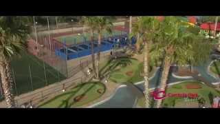 Todo tipo de actividades deportivas en Cambrils Park Resort.