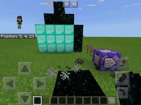 How To Get The End City Portal Block And The End City Block Into Your Inventory (read Descript.)