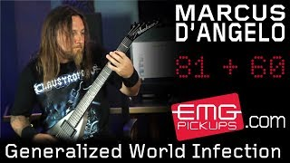 "Marcus D'Angelo plays ""Generalized World Infection"" on EMGtv"