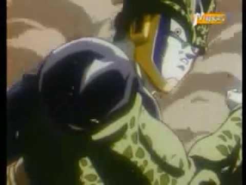 Dragon ball Z-Gohan vs Cell