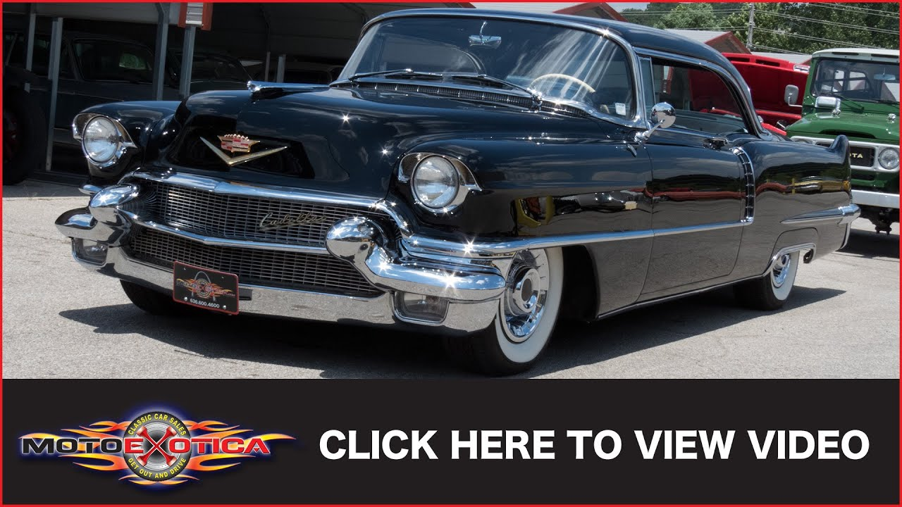 1956 cadillac deville for sale on classiccars com 9 - 1956 Cadillac Series 62 Coupe Sold Motoexotica Classic Cars