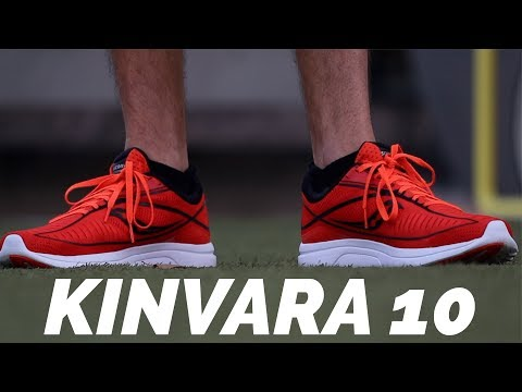 Saucony Kinvara 10 Competition Running Shoes Men Red | Buy