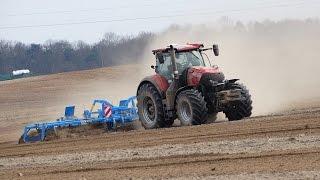 Największy siew Kukurydzy w Polsce na 3300ha w Gospodarstwie Rolnym Wojnowo! Full HD 60fps.