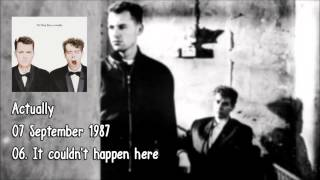 Baixar Pet Shop Boys - It couldn't happen here