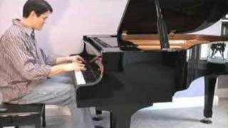 """Holiday"" Green Day piano solo by Neal Kern"