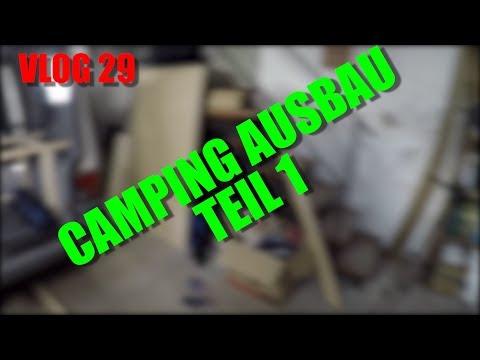 VW T4 Camping Umbau F.01 - Stance Vlog 29