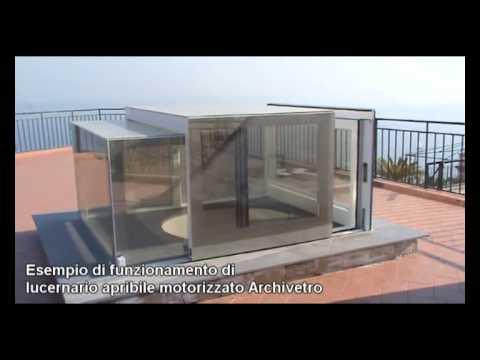 Esempio di funzionamento di lucernario apribile for Lucernario velux motorizzato