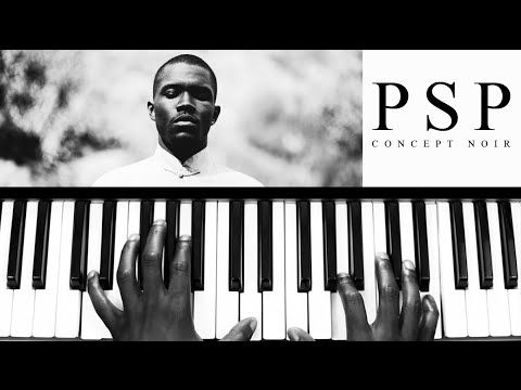 Sierra Leone | Frank Ocean | Play Smooth Piano (tutorial)