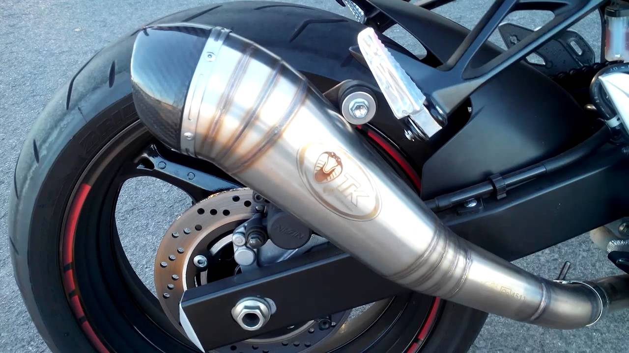 GSR 750 turbokit gp h3